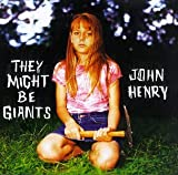 They Might Be Giants - John Henry album artwork