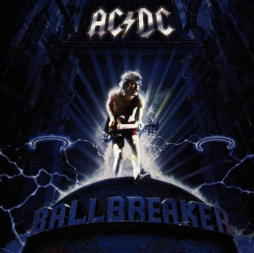 ACDC - Ballbreaker - Lyrics2You