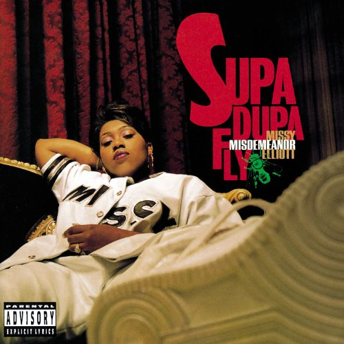 Original album cover of Supa Dupa Fly by Missy Misdemeanor Elliott