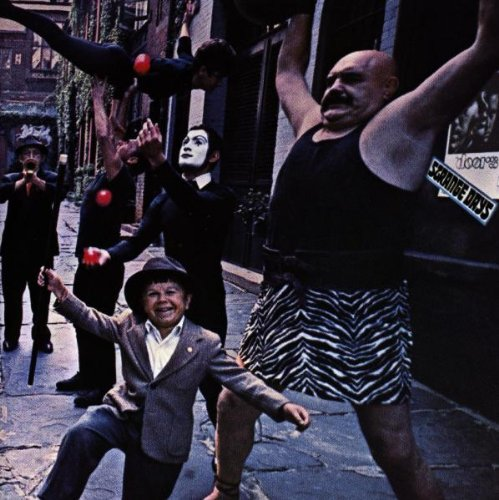 Original album cover of Strange Days by The Doors