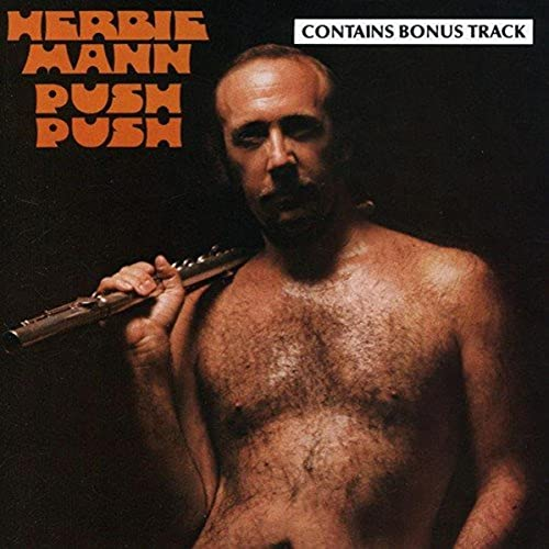 Original album cover of Push Push by Herbie Mann