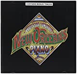 Album cover for New Orleans Piano