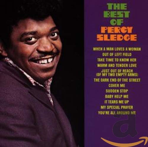 Percy Sledge - The Best of Percy Sledge - Zortam Music
