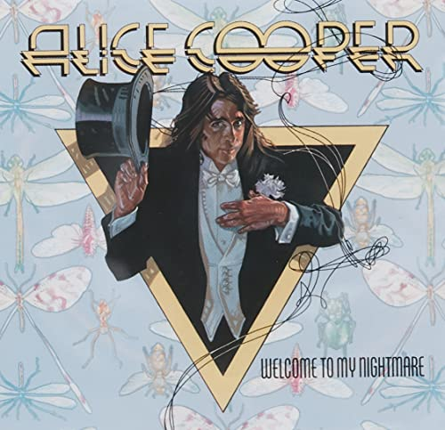 Welcome to My Nightmare by Alice Cooper album cover