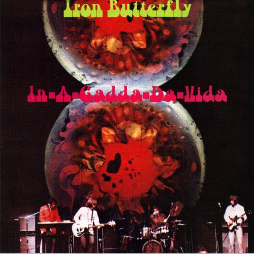 Iron Butterfly - In a Gadda Da Vida - Zortam Music