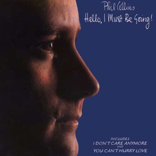 CD-Cover: Phil Collins - Hello I Must Be Going