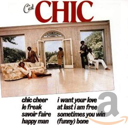 Album cover for Cest Chic