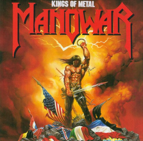 CD-Cover: Manowar - Kings Of Metal