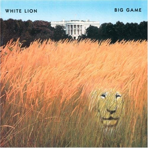 Album cover for Big Game
