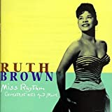 Skivomslag fr Miss Rhythm (Greatest Hits and More) (disc 1)