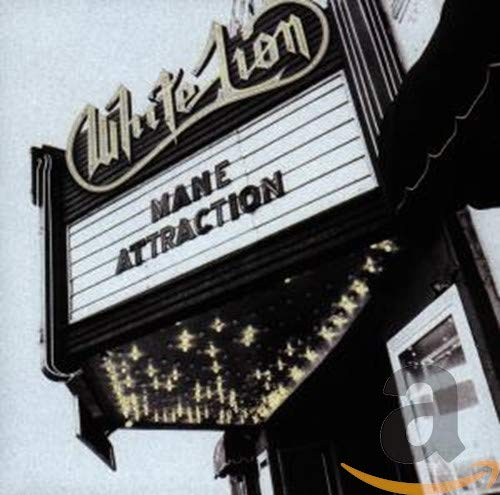 White Lion - Mane Attraction - Zortam Music