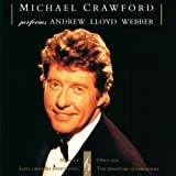 Copertina di album per Michael Crawford Performs Andrew Lloyd Webber