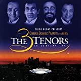 Cubierta del álbum de The Three Tenors In Concert