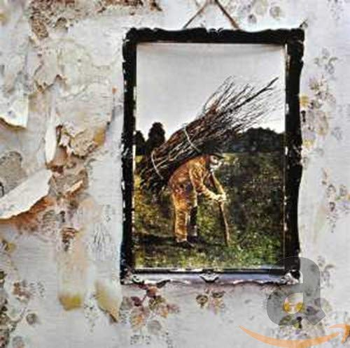 Original album cover of Led Zeppelin IV (aka ZOSO) by Led Zeppelin