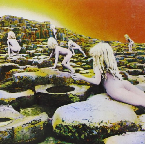 CD-Cover: Led Zeppelin - Houses Of The Holy