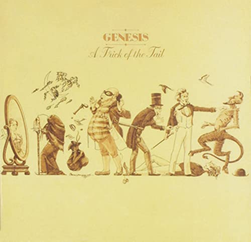 Genesis - A Trick Of The Tail - Zortam Music