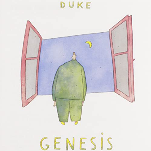 Original album cover of Duke by Genesis
