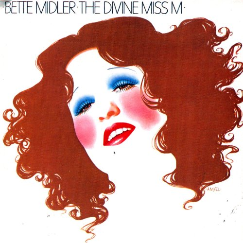 Original album cover of Divine Miss M by Bette Midler