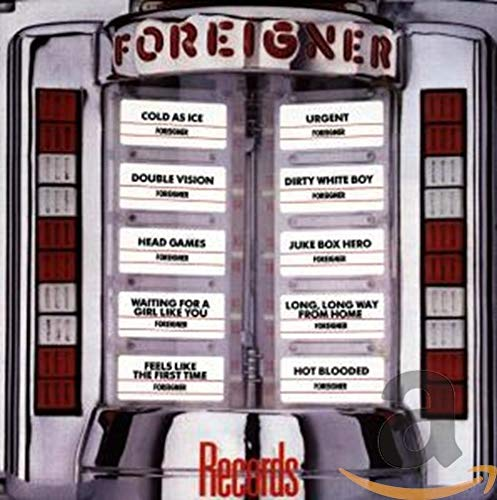 Foreigner - Records - Zortam Music