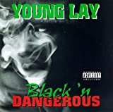 Album cover for Black 'n Dangerous