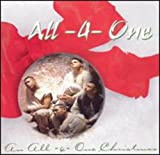 Pochette de l'album pour An All-4-One Christmas