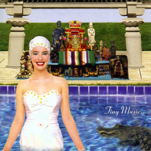 Pochette de l'album pour Tiny Music...Songs From The Vatican Gift