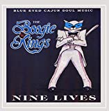 Album cover for Nine Lives