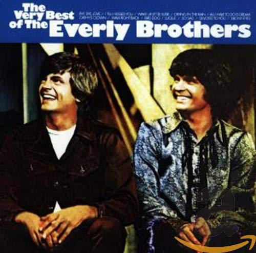 Everly Brothers - The Very Best Of The Everly Brothers - Zortam Music