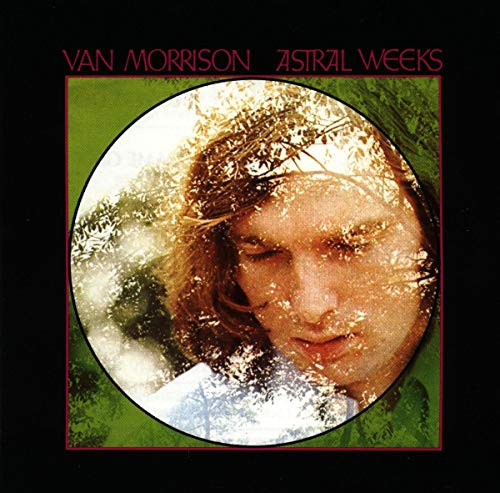 CD-Cover: Van Morrison - Astral Weeks