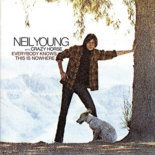 Neil Young - Everybody Knows This Is Nowhere - Zortam Music