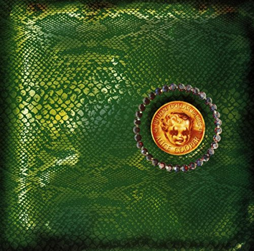Billion Dollar Babies by Alice Cooper album cover
