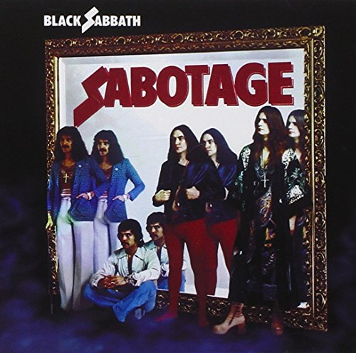 Black Sabbath - Black Box: The Complete Original 1970-1978 (CD 6) - Sabotage - Zortam Music