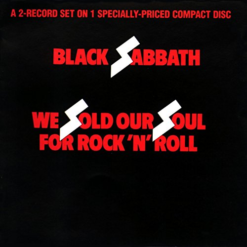 Black Sabbath - We Sold Our Soul for Rock