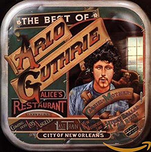 ARLO GUTHRIE - City Of New Orleans Lyrics - Zortam Music