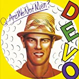 Album cover for Q: Are We Not Men? A: We Are Devo / Dev-O Live
