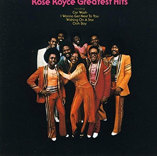Rose Royce - Greatest Hits [Whitfield]