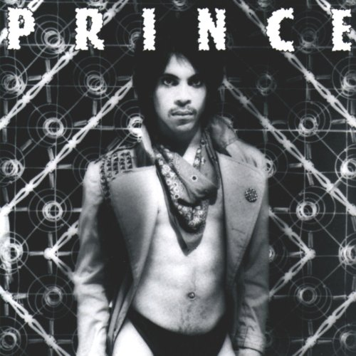 Original album cover of Dirty Mind by Prince