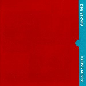 CD-Cover: Dire Straits - Making Movies