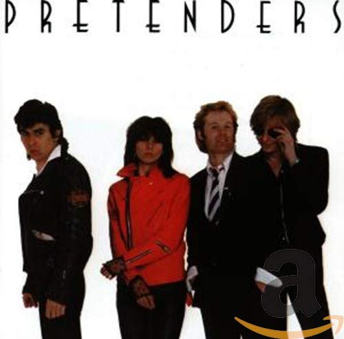 CD-Cover: The Pretenders - Pretenders