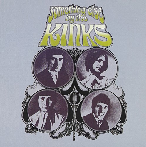 CD-Cover: The Kinks - Something Else By The Kinks