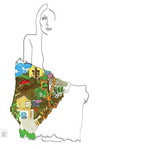 CD-Cover: Joni Mitchell - Ladies of the Canyon