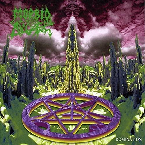 Morbid Angel - Domination - Zortam Music