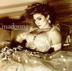 Original album cover of Like a Virgin by Madonna