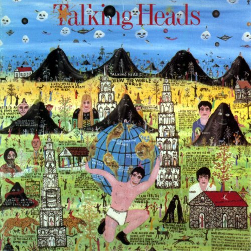 Talking Heads - The Art of Pop Television Man - Zortam Music
