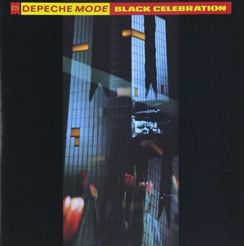 CD-Cover: Depeche Mode - Black Celebration