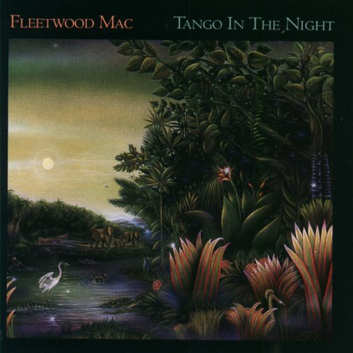 Original album cover of Tango in the Night by Fleetwood Mac