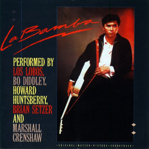 CD-Cover: Los Lobos - La Bamba: Original Motion Picture Soundtrack