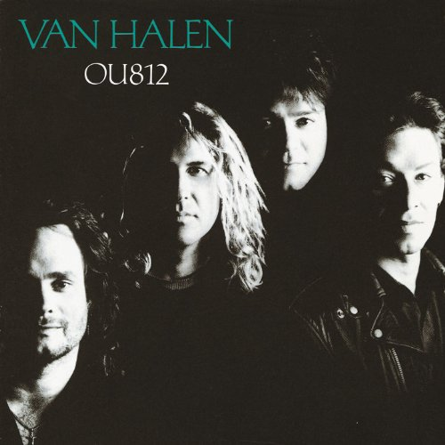 Original album cover of OU812 by Van Halen