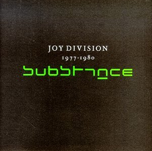 CD-Cover: Joy Division - Substance