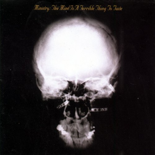 Original album cover of The Mind Is a Terrible Thing to Taste by Ministry